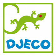 Mami és a kicsinye a dzsungelben - Fa puzzle - Djeco