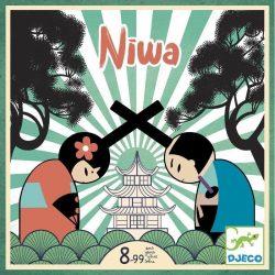 Niwa - Startégiai társasjáték - Djeco