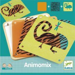 Animomix alak - háttér érzékelés fejlesztő játék - Djeco
