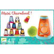 Ügyességi célbadóbó - Ügyességi játék - Maxi chamboul - Djeco