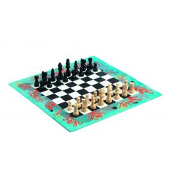 Klasszikus sakk - Chess - Djeco