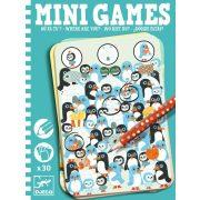 Hol vagy - Mini játékok - Where are you - Djeco