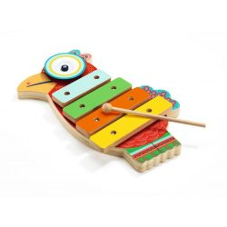 Madaras játék xilofon - Cymbal and xylophone - Djeco