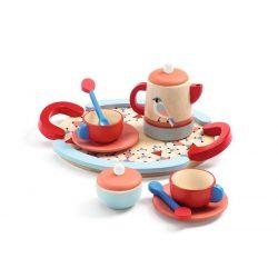 Madárkás teás készlet - Tea Time - Djeco
