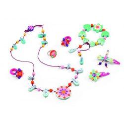 Mezei virágok ékszer készlet - Jewels - Flower paradise - Djeco