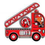 Kalapácsolós játék munkagépek - Tap tap Vehicles - Djeco