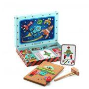 Kalapácsolós játék világűr - Tap tap Space - Djeco
