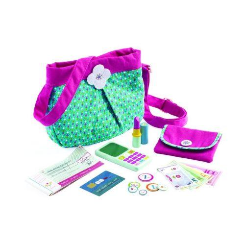 Válltáska kis hölgyeknek - Handbag and accessories - Djeco