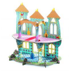 Hercegnői kastély 3D - Arty Toys - Castle of wonders 3D - Djeco