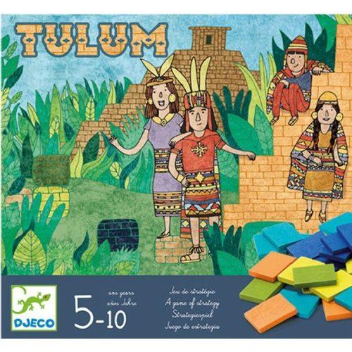 Tulum, taktikai fejlesztő játék - Tikal - Djeco