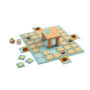 Egérfogó - Kooperációs fejlesztő játék - Chop Chop - Djeco