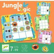 Dzsungel logika - Sudoku - Jungle Logic - Djeco