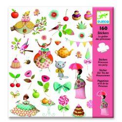 Hercegnő teázik 160 db-os - Princess Tea Party - Djeco