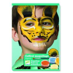 Tigris arcfesték 3 színű - Tiger - Djeco