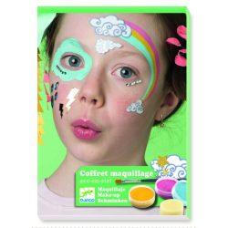 Szivárvány arcfesték 3 színű - Rainbow - Djeco
