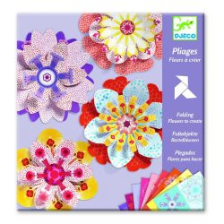 Virágkészítő - Flowers to create - Djeco