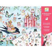 Tündérvilágban - Képalkotás satírozással - In Fairyland - Djeco