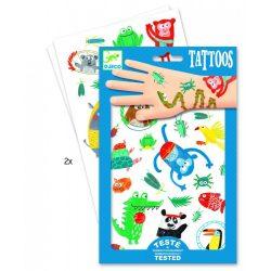 Viccesek - Tetoválás - Snouts - Djeco