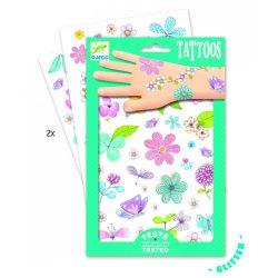 Mezei virágok - Tetoválá - Fair flowers of the field - Djeco