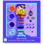 Csillagok és gyöngyök - Ékszerkészítő szett - Pearls and stars - Djeco