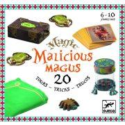 Malicious Bűvész szett - Malicious 20 tricks - Djeco