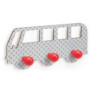 Autóbusz - Ruhafogas - Bus - Djeco
