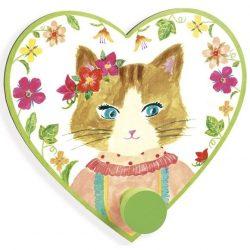 Macsek - Ruhafogas - Miss cat - Djeco