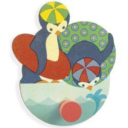 Pingvin móka - Ruhafogas - Auks - Djeco