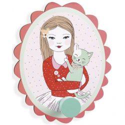 Kislány - Ruhafogas - Miss - Djeco