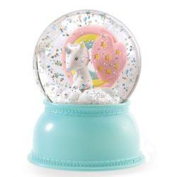 Unikornis - Éjszakai fény - Unicorn - Djeco