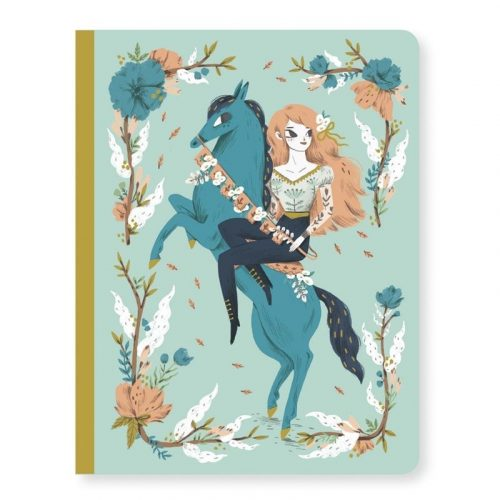 Lucille notesze - A/5 jegyzet füzet - Lucille notebook - Djeco