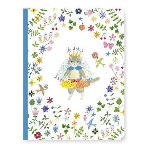 Aiko notesze - A/5 jegyzet füzet - Aiko notebook - Djeco