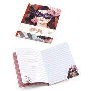 Fedora notesze - A/5 jegyzet füzet - Fedora notebook - Djeco