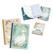 Lucille notesze - A/6 jegyzet füzet - Lucille notebook - Djeco