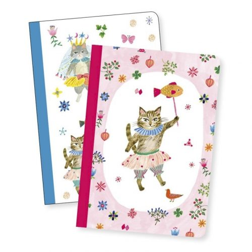 Aiko notesze - A/6 jegyzet füzet - Aiko notebook - Djeco