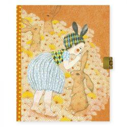Elodie Titkos naplója - Elodie secrets notebook - Djeco