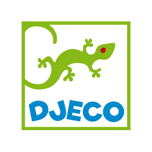 Lucille  matricák - 100 Lucille stickers - Djeco
