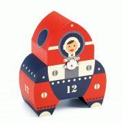 Űrhajó - Zenélő ékszerdoboz - Polo12 - Djeco