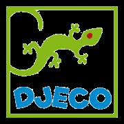 Sünikék - Fa puzzle 16 db-os - Puzzle Garden - Djeco