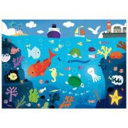 Élet a tenger alatt 24 db-os óriás puzzle - Under the sea - Djeco