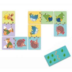 Erdei dominó - Animals - Djeco