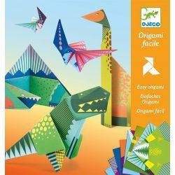 Dinoszauruszok - Origami - Dinosaurs - Djeco