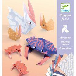 Családok - Origami - Family - Djeco