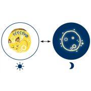 Éjjel - nappal - Világító tetoválás - Sweet dreams - Djeco