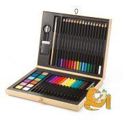 Művész készlet - Color box - Djeco