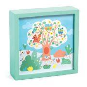 Varázsletos fa - Szoba dekoráció - Enchanted tree - Djeco