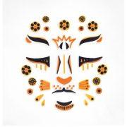Leopárd - Arc dekoráció - Leopard - Djeco