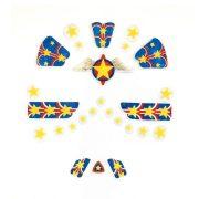 Szuper hős - Arc dekoráció - Super hero - Djeco