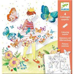 Pillangókisasszony - képalkotás Lady butterfly - Djeco