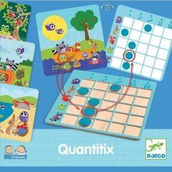 Állatos számoló - Quantitix